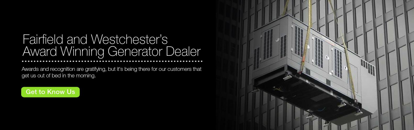 KOHLER & Generac Generator Dealer | #1 in Westchester & Fairfield